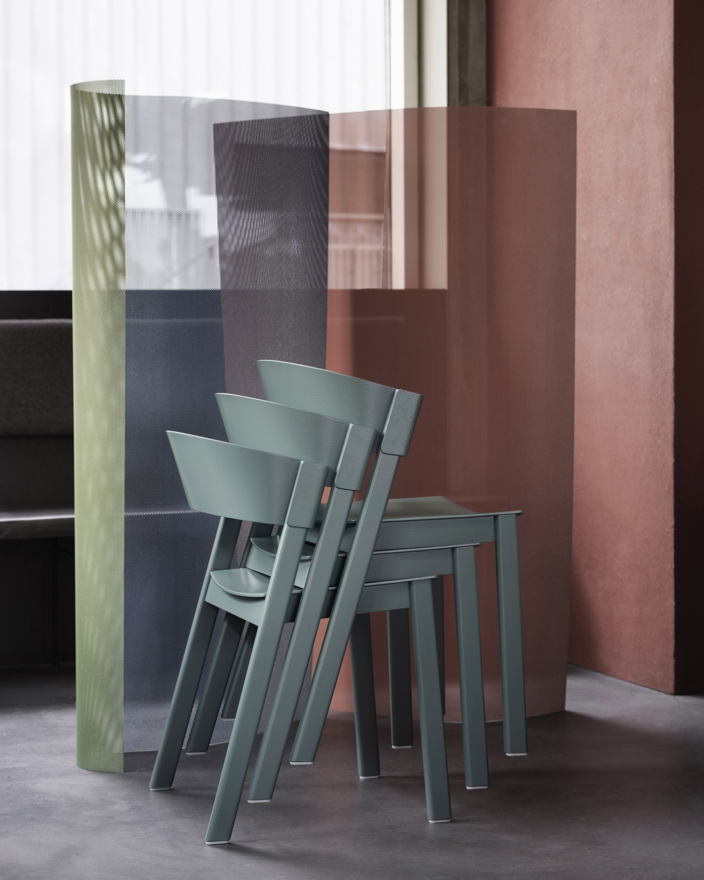 Cover Side Chair od Muuto