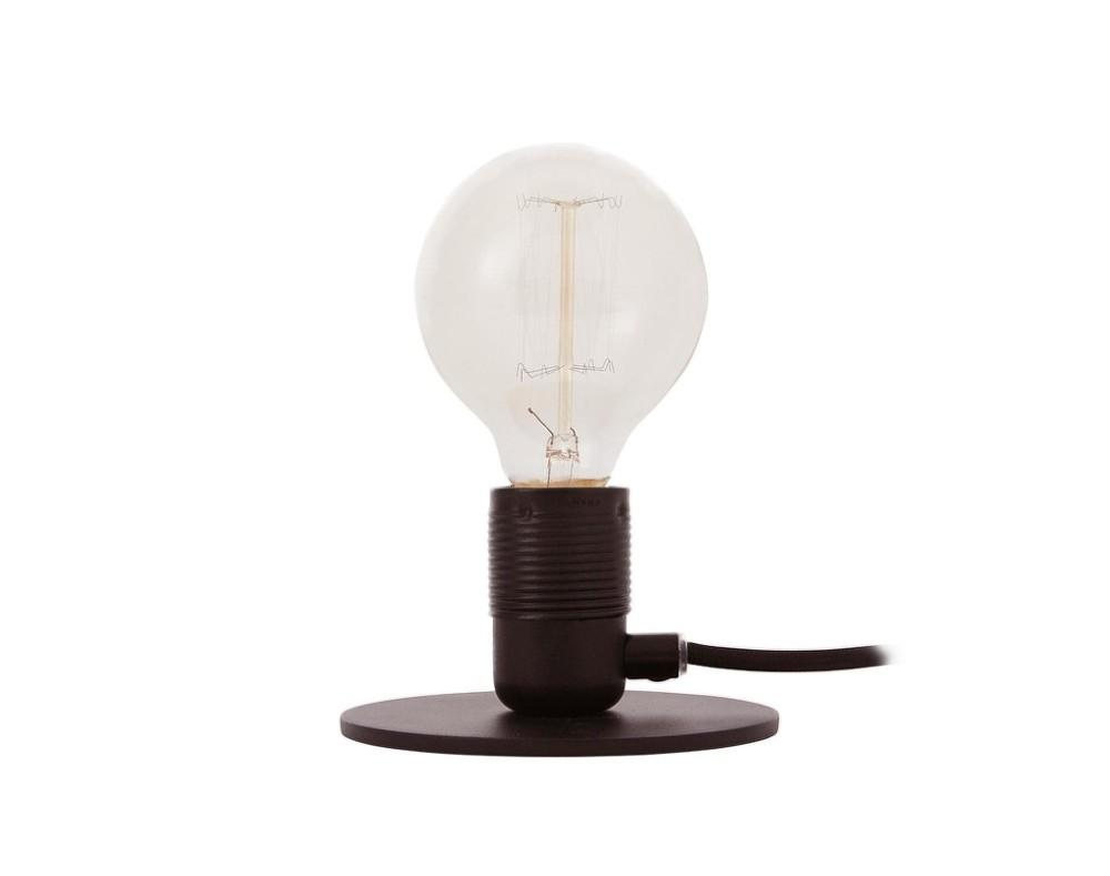 Attraktiva Stolná lampa E27, Black | DesignVille YX-06