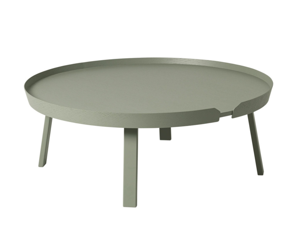 Stol 237 K Around Coffee Xl Green Designville