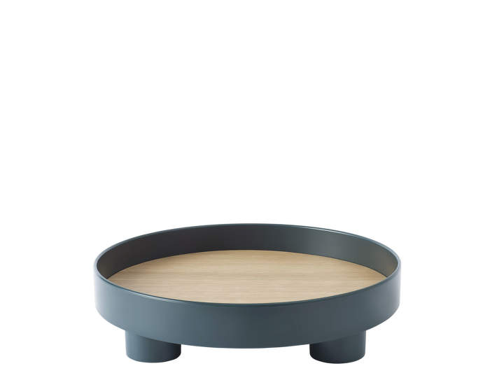 Platform-tray-dark-green