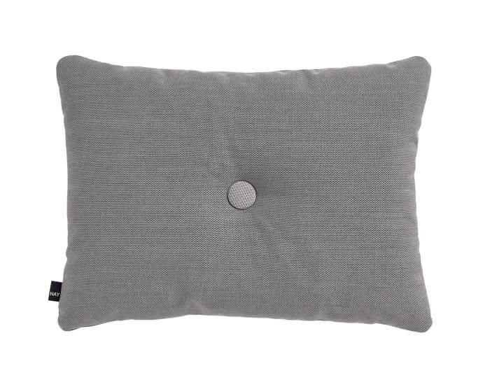 Dot Cushion ST Dark Grey