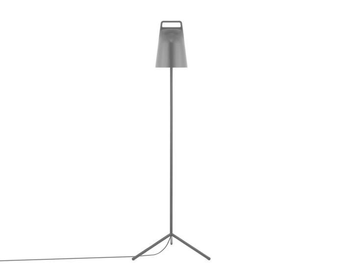 Stojací LED lampa Stage, grey