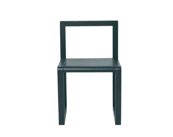 Little Architect Dark Green Chair