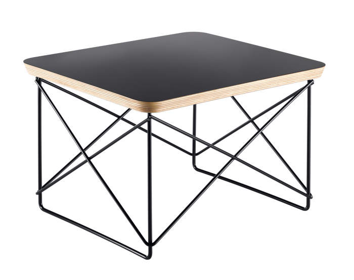 Occasional Table Black Black