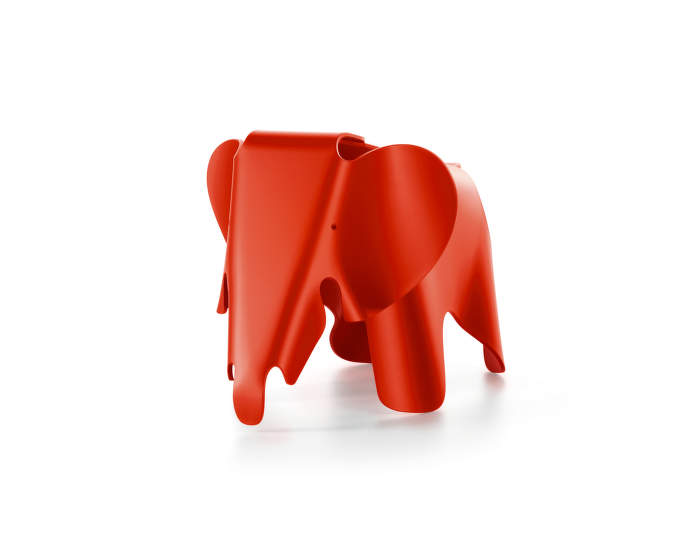 Slon Vitra Eames Elephant, small, poppy red