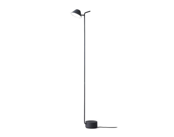 Peek Floor Lamp, black
