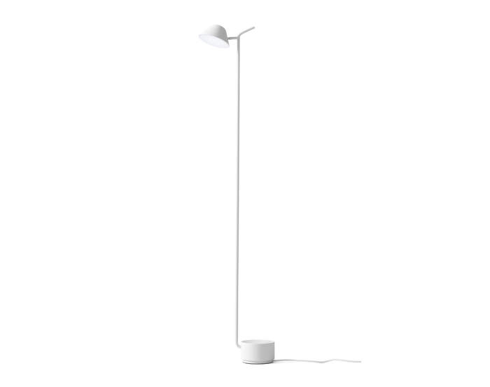 Peek Floor Lamp, white