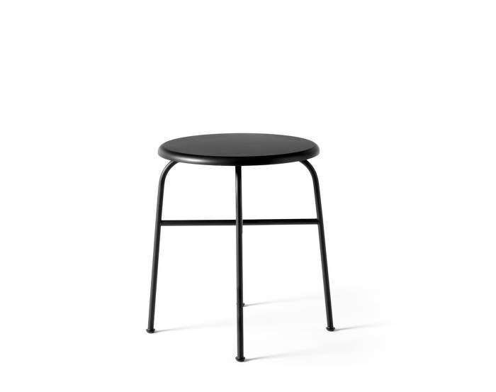 Afteroom Stool, black