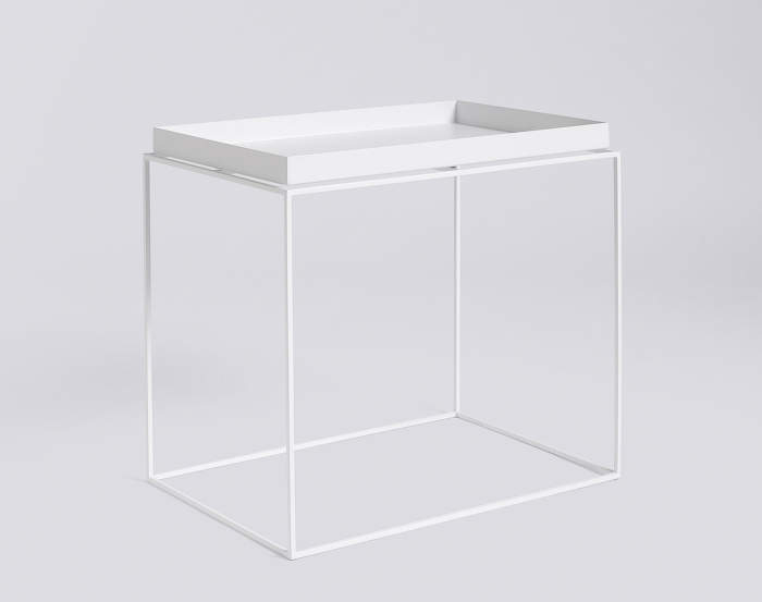 Tray Side Table Rectangular 40x60