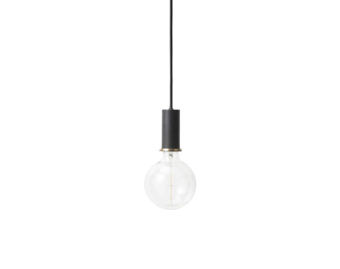 Lampa Collect, low black