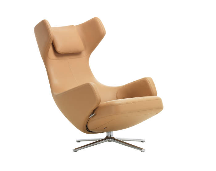 Kreslo Grand Repos, leather
