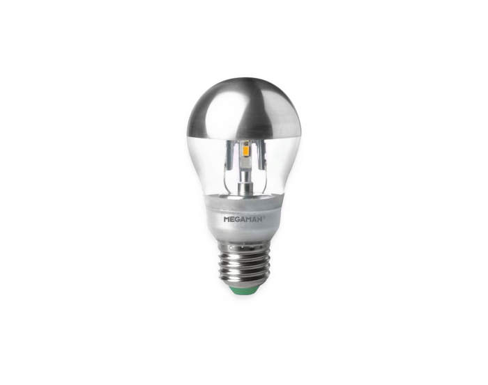 Žiarovka Crown Led Bulb E27 5W, silver
