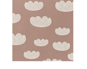 Tapeta Cloud, rose