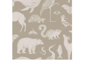 Tapeta Katie Scott Animals, sand