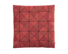 Vankúš Tile Cushion, Tangerine 50x50