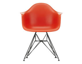 Stolička Eames DAR, poppy red