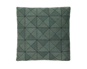 Vankúš Tile Cushion, Green 50x50
