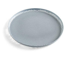 Tácka Perforated Tray L, dusty blue