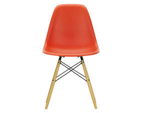Stolička Eames DSW, Poppy Red
