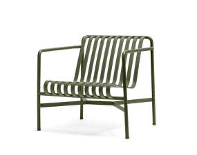 Stolička Palissade Lounge Chair Low, olive