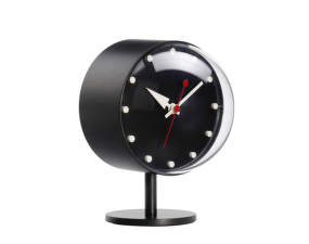 Stolné hodiny Night Clock, black