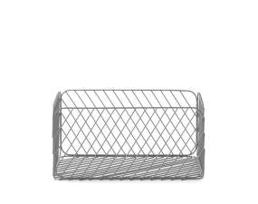 Track Basket Medium, Grey