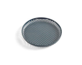 Tácka Perforated Tray S, dark green