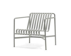 Stolička Palissade Lounge Chair Low, sky grey