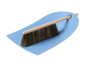 Metlička a lopatka Dustpan & Broom, light blue