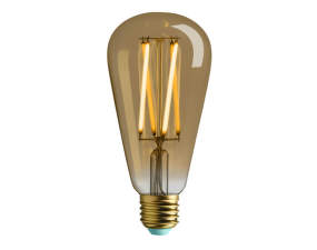 LED žiarovka WattNott Willis 4,5W, Gold