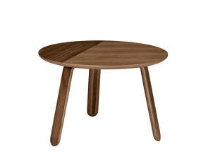 Stolík Paper Table M, walnut