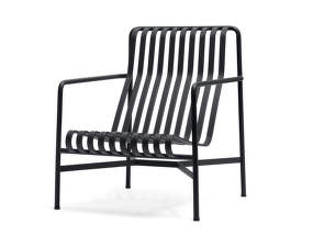 Stolička Palissade Lounge Chair High, anthracite