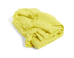 Prehoz Crinkle Plaid, yellow