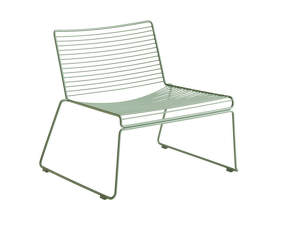 Kreslo Hee Lounge Chair, fall green
