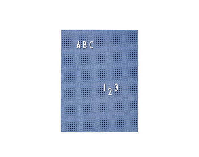 Tabule Message Board A4, blue