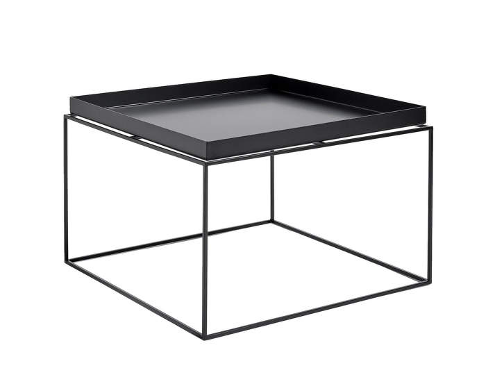 Tray-table-60x60-black