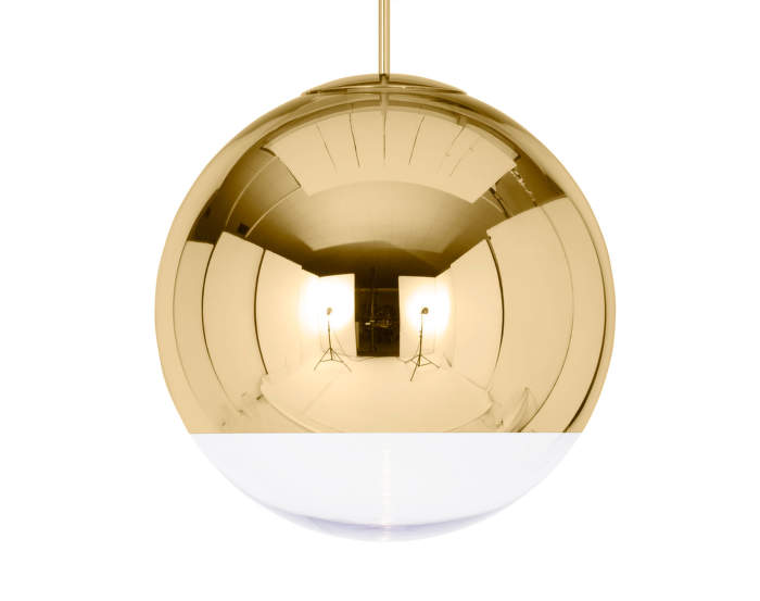Mirror Ball Gold 50