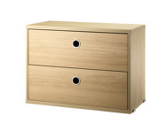 Komoda String Chest With Drawers 58 x 30, oak