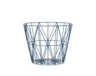 Kôš Wire Basket Small, Petrol