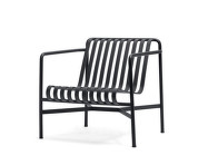 Stolička Palissade Lounge Chair Low, anthracite