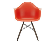 Stolička Eames DAW, poppy red