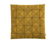 Vankúš Tile Cushion, Yellow 50x50