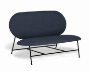 Pohovka Oblong sofa, dark blue