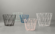 Koše Wire Basket od Ferm Living