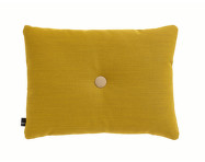 Vankúš Dot Cushion ST, golden yellow