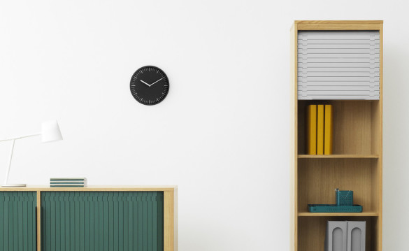 Hodiny Day Wall Clock