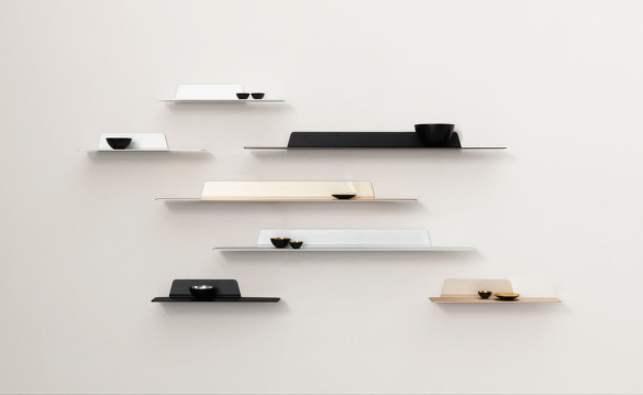 Police Jet Shelf od Normann Copenhagen
