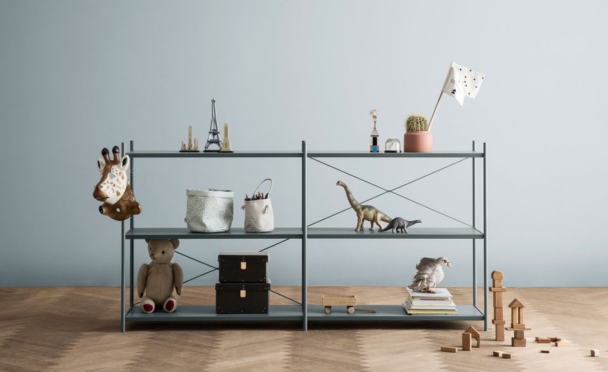 Punctual Shelving System