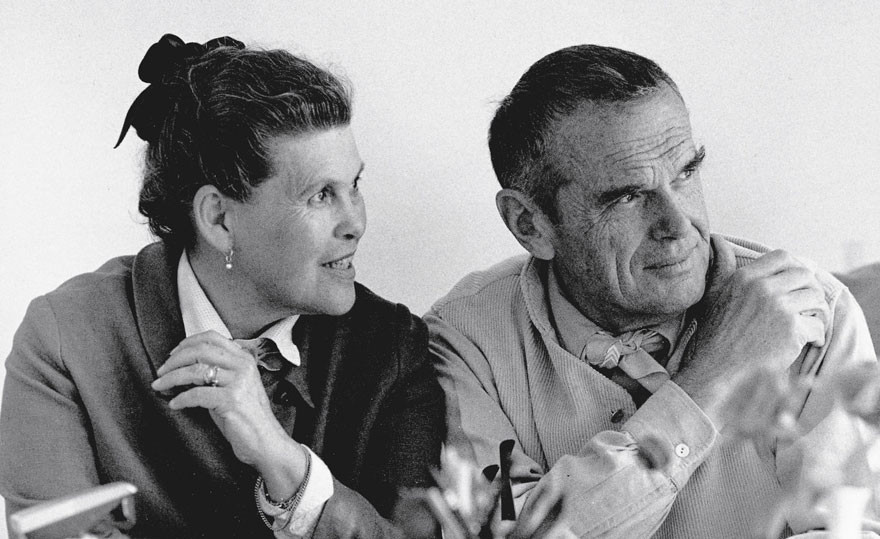 Charles a Ray Eames